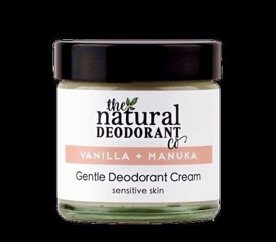 how to use deodorant cream